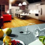 Twist ist eine Steckdoseneinheit für Wohn- und Arbeitsumfeld.