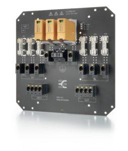Generatoranschlusskasten mit Sicherung