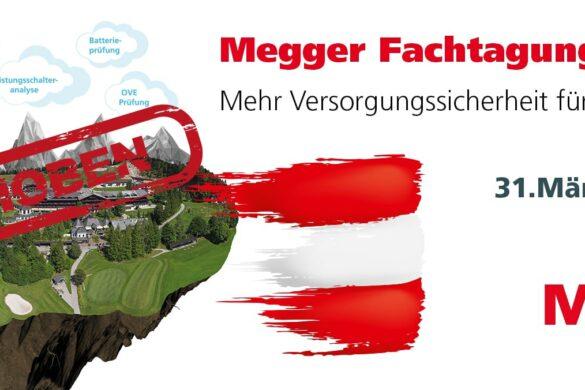 Megger Fachtagung