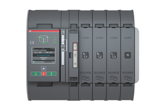 Automatischer Netzumschalter – TruONE ATS