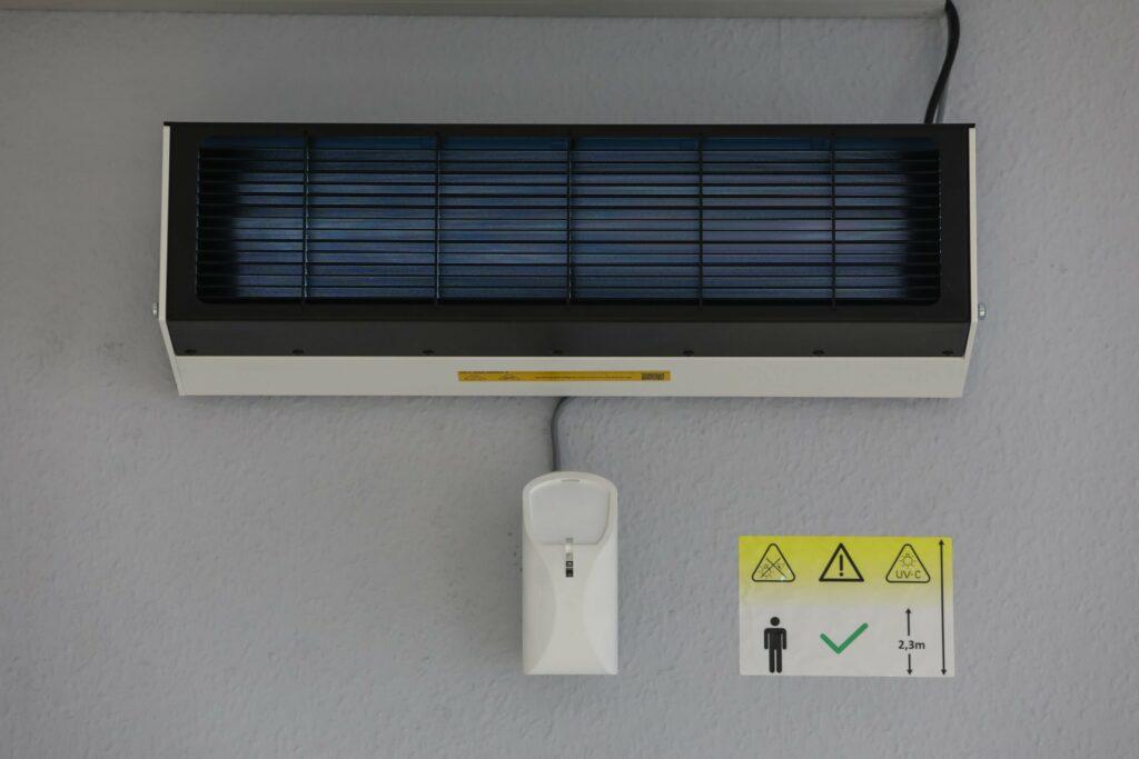 Philips UV-C-Wandleuchten