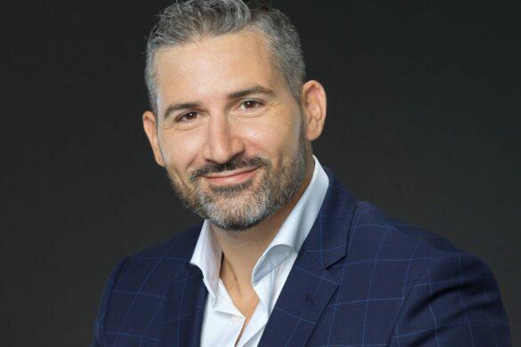 Vincent Barro neuer Vice President Secure Power DACH bei Schneider Electric