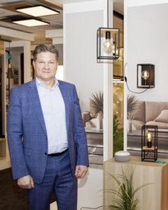 René Tiefenbacher, CEO der Eglo-Gruppe